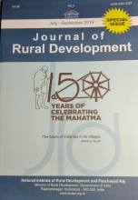 Journal of Rural Development